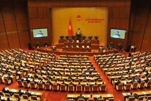 Quốc hội bắt đầu 3 ngày thảo luận về kinh tế - xã hội