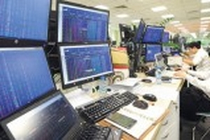 Thị trường chứng khoán 2/11: VN-Index hướng đến mốc 850 điểm