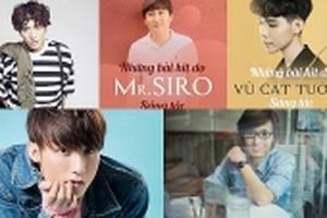 Đây là những nhạc sĩ chuyên tạo hit của V-pop