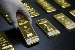 Giá vàng SJC hôm nay (13/11) tăng nhẹ, tỷ giá trung tâm tiếp đà giảm cuối tuần trước