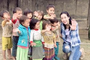 Dự án nhân ái của Đỗ Mỹ Linh xuất sắc lọt top 20 ở Miss World 2017