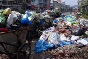 Rác thải ngập khắp Hạ Long: Tỉnh Quảng Ninh yêu cầu thanh toán tiền cho công ty xử lý rác