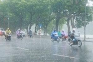 Dự báo thời tiết ngày 15/11: Nhiều vùng có mưa