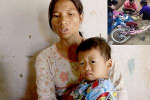 2 học sinh gặp tai nạn thương tâm trên đường đi học về: 'Con cháu tôi đã mất rồi, chỉ mong đoạn đường sớm được sửa chữa'