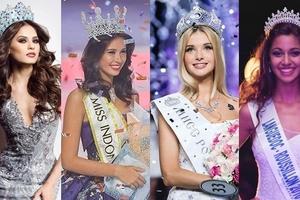 Những ứng viên sáng giá cho ngôi vị Miss World - Hoa hậu Thế giới 2017