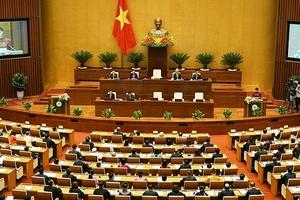 Hôm nay Quốc hội sẽ thông qua Luật sửa đổi, bổ sung một số điều của Luật các TCTD