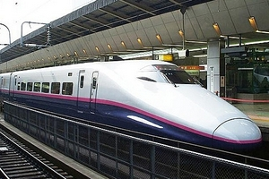 Báo cáo Quốc hội thông qua chủ trương đầu tư đường sắt tốc độ cao vào năm 2019