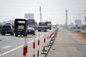 BOT nâng cấp đường Pháp Vân - cầu Giẽ dự kiến hoàn thành vào đầu năm 2018