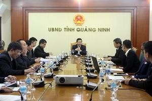 Quảng Ninh chọn đơn vị tư vấn Trung Quốc lập quy hoạch Khu kinh tế Vân Đồn