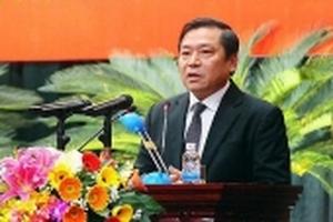 Bộ Chính trị phân công ông Lại Xuân Môn làm Bí thư tỉnh Cao Bằng
