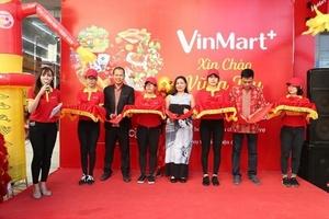 Đồng loạt khai trương 15 VinMart+ tại Vũng Tàu, Vingroup hướng đến mục tiêu 3.000 cửa hàng vào năm 2018