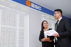 BSC dự báo VN-Index có thể đạt 1.165 điểm vào quý II/2018