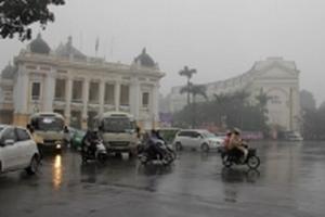 Dự báo thời tiết hôm nay 6/1: Miền Bắc mưa phùn, ẩm ướt