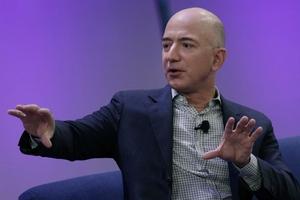 'Vua thương mại điện tử' ngày càng bỏ xa Bill Gates