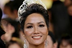 'Mái tóc của Hoa hậu Hoàn vũ Việt Nam H'Hen Niê khiến tôi phân vân'