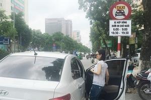 Cấm Uber, Grab như taxi truyền thống: Xử phạt... không dễ