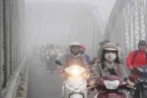 Dự báo thời tiết hôm nay 15/1: Miền Bắc sương mù, miền Nam mưa dông
