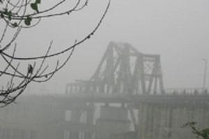 Dự báo thời tiết hôm nay 21/1: Bắc Bộ chìm trong sương mù, mưa phùn