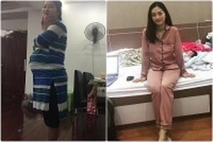 Mẹ Hà Thành giảm 20kg sau sinh nhờ chăm cho con bú và kích hút sữa