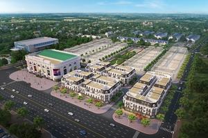 Vingroup ra mắt Vincom Shophouse tại Cà Mau