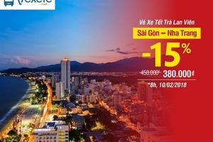 Dịch vụ mua vé xe khách trực tuyến lớn nhất Việt Nam nhận vốn từ Singapore