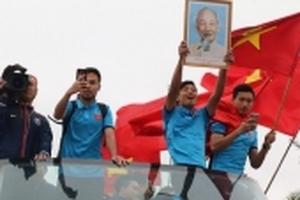 U23 Việt Nam mới nhận được 12,3/34,2 tỷ đồng tiền thưởng: Ai hứa thưởng mà chưa chuyển?
