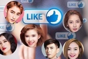 Những ca sĩ đang sở hữu lượt like Fanpage cao ngất ngưởng