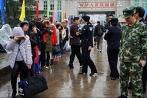 Trung Quốc giải cứu 17 phụ nữ Việt