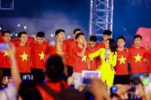 Tuyệt vời, ngày tri ân đầy nước mắt và ý nghĩa cho U23 Việt Nam!