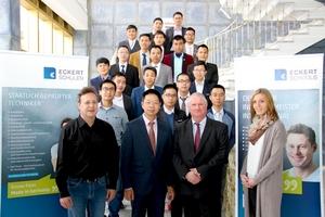 Giai đoạn đầu VinFast sẽ sử dụng phần lớn chuyên gia người nước ngoài