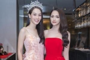 Dù mới tới Thái Lan, nhưng Hương Giang đã có nhiều điểm cộng tại cuộc thi