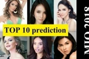 Hương Giang được truyền thông Thái bình chọn top 10 người đẹp nhất tại Hoa hậu Chuyển giới quốc tế 2018