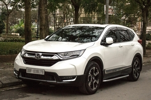 Honda CR-V 2018 có giá tạm tính, giảm hơn 200 triệu đồng