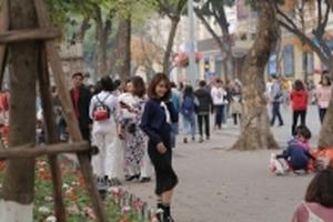 Dự báo thời tiết hôm nay 12/3: Hà Nội nắng đẹp ngày đầu tuần
