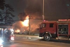 Cận cảnh căn nhà bị cháy trong đêm khiến 5 người chết thảm