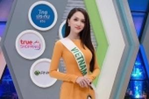 Hương Giang chia sẻ mong muốn có cuộc thi nhan sắc dành cho người chuyển giới ở Việt Nam