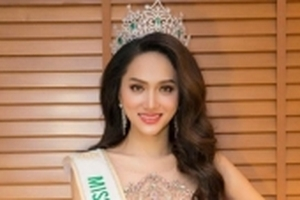 Hé lộ lý do khiến hoa hậu Hương Giang về nước sớm chỉ 2 ngày rồi quay lại Thái Lan