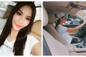 Sao Việt hôm nay: Hoàng Thùy rực rỡ đón sinh nhật, Phạm Hương khoe dáng bên siêu xe