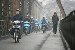 Dự báo thời tiết hôm nay 19/3: Không khí lạnh tràn về, miền Bắc chuyển mưa rét
