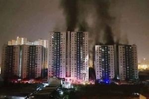 Kỹ năng thoát hiểm cần phải biết khi cháy nhà chung cư