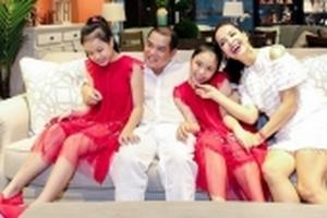 Thúy Hạnh - Minh Khang: Không để thứ phù phiếm bên ngoài ảnh hưởng đến gia đình