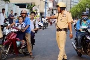 Hà Nội: Gần 1.000 trường hợp bị phạt 'nguội' qua camera