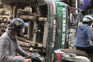 Tài xế xe tải đánh lái cứu mạng 2 nữ sinh: 'Tôi mới chỉ nghe qua chứ chưa được ông Nam liên hệ hỗ trợ'