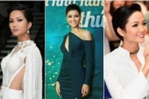 Dư luận đang khắt khe với kiểu tóc ngắn của hoa hậu H'Hen Niê?