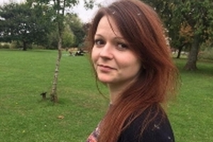 Con gái cựu điệp viên Nga Skripal bị đầu độc đang dần hồi phục