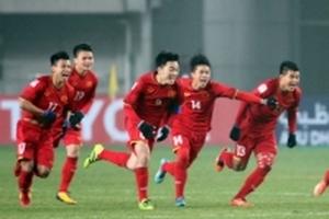 Quang Hải, Xuân Trường, Tiến Dũng nhận mức thưởng 1,8 tỷ đồng sau giải châu Á