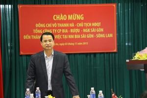 Chủ tịch Sabeco Võ Thanh Hà từ nhiệm, xuất hiện 3 ứng viên ngoại vào HĐQT