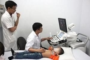 Giúp con của công nhân lao động có trái tim khỏe mạnh