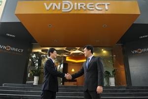 VNDirect chào bán thành công hơn 50 triệu cổ phiếu, thu về hơn 500 tỷ đồng