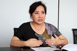 Mẹ Cường Đô la: '32ha dự án Phước Kiển không phải là đất công sản'